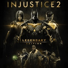Injustice 2 — легендарное издание