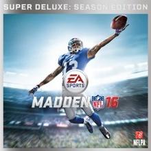 Madden NFL 16 Super Deluxe Season Edition