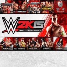 WWE 2K15 WrestleMania Bundle
