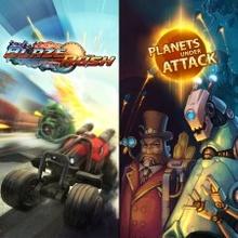 BlazeRush + Planets under Attack Bundle