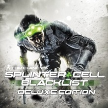 Splinter Cell Blacklist - PS3 Deluxe edition