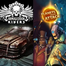 Armageddon Riders + Planets Under Attack Bundle