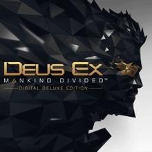 Deus Ex: Mankind Divided - люксовое цифровое издание