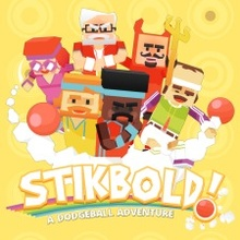 Stikbold! Сногсшибательное приключение