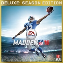 Madden NFL 16 Deluxe Season Edition