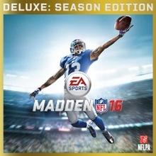 Madden NFL 16 Deluxe Season Edition