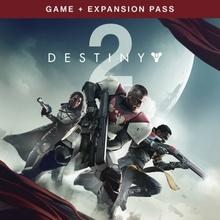 Destiny 2 – Комплект: игра с сезонным абонементом