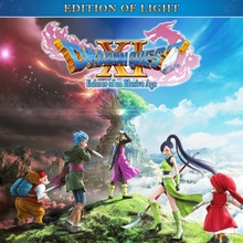 DRAGON QUEST XI Digital Edition of Light