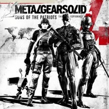 Metal Gear Solid IV: Guns of the Patriots