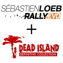 Sébastien Loeb Rally EVO + Dead Island Definitive Collection