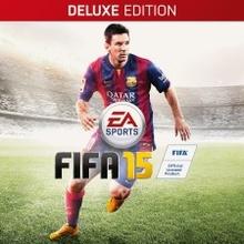 FIFA 15 ИЗДАНИЕ DELUXE