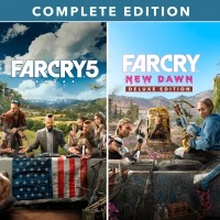 Far Cry 5 + Far Cry: New Dawn Complete Edition
