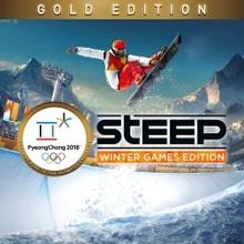 Steep: золотое издание «Зимние игры»