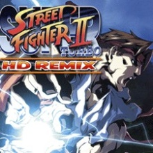 Street Fighter 2 Turbo HD Remix