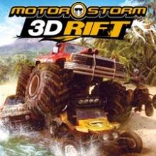 Motorstorm 3D Rift