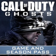 Call of Duty: Ghosts + Season Pass