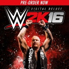 WWE 2K16 Digital Deluxe Edition