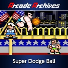 Arcade Archives Super Dodge Ball