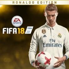 FIFA 18 — издание Роналду