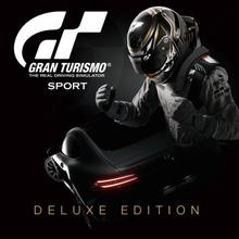 Gran Turismo Sport Deluxe Edition