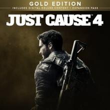 Just Cause 4. Золотое издание