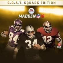 Madden NFL 18 G.O.A.T. Командное издание