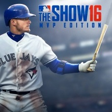 MLB The Show 16 MvP Edition