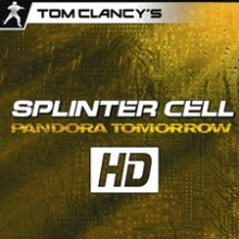 Tom Clancy's Splinter Cell Pandora Tomorrow HD
