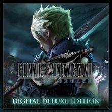 FINAL FANTASY VII REMAKE Digital Deluxe Edition