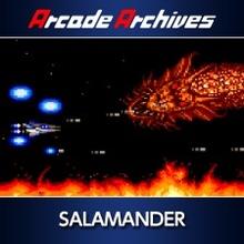Arcade Archives SALAMANDER