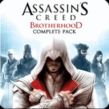 Assassin's Creed Brotherhood Complete Pack