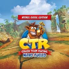 Crash Team Racing Nitro-Fueled - издание Nitros Oxide
