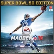 Madden NFL 16 Super Bowl Edition