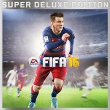 FIFA 16 Издание Super Deluxe
