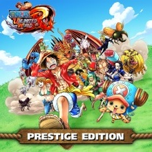 ONE PIECE Unlimited World Red - Prestige Edition