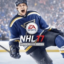 NHL 17 Super Deluxe Edition