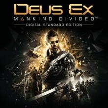 Deus Ex: Mankind Divided - стандартное цифровое издание