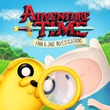 Adventure Time: Finn & Jake Investigations (Финн и Джейк ведут следствие)